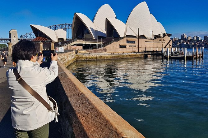 Sydney's Hidden Gems Photography Walking Tour