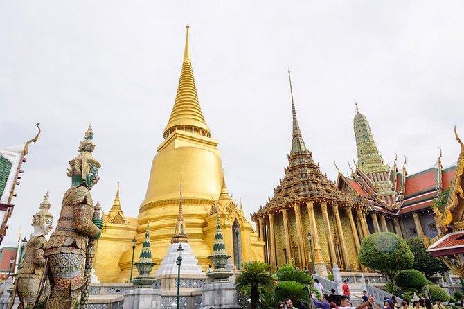 Shore Excursion from Laem Cha Bang Port to Bangkok (Private tour)