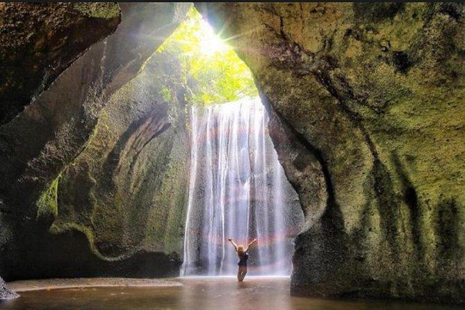 Best of Bali Waterfalls : Tibumana Tukad Cepung and Tegenungan - Free WiFi