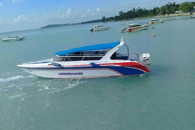 Privates Schnellboot in Phuket
