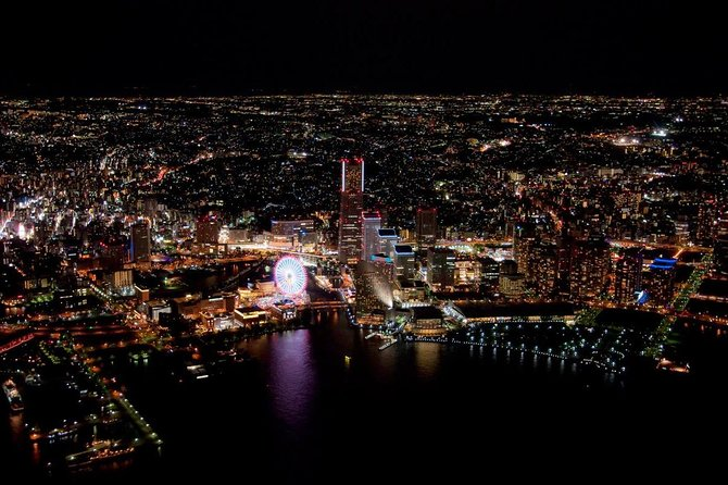 Private Helicopter Tour to see Mt Fuji or Tokyo Tower