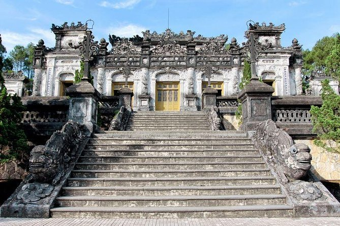 Hue City Full-Day Tour From Hoi An photo 3