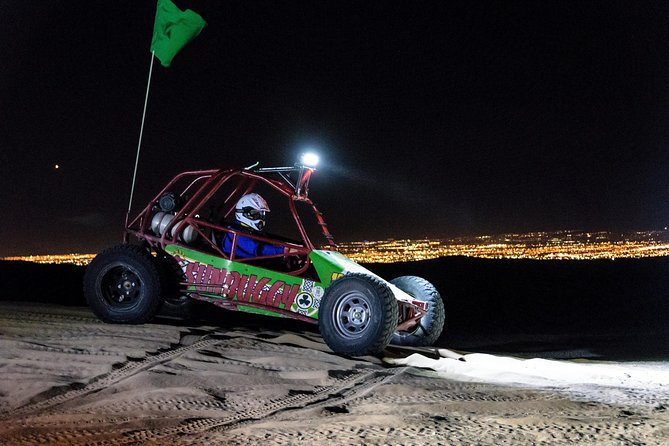 Extreme Dune Buggy Night Chase from Las Vegas