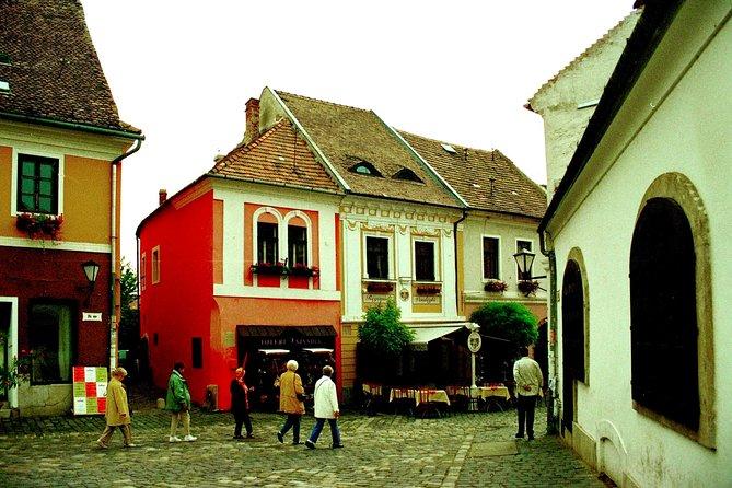 Szentendre & Budapest Tour