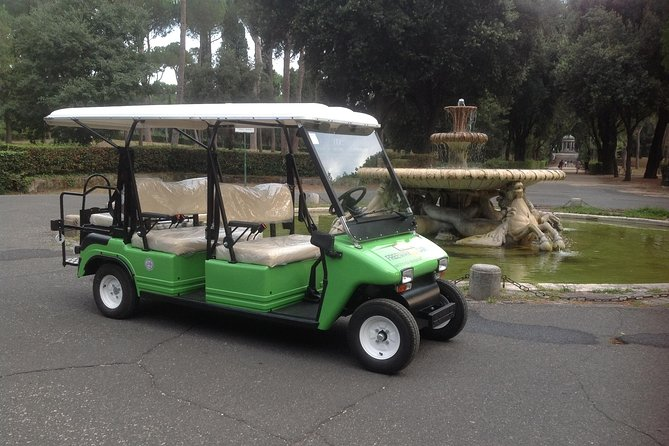 Rent Golf Cart for a Wonderful Day