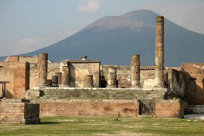 Halve dagtrip naar Pompeii vanuit Amalfi, Maiori of Ravello