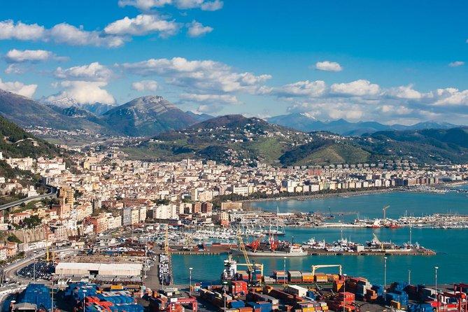 Excursion d'une demi-journée à Salerne d'Amalfi, Maiori ou Ravello