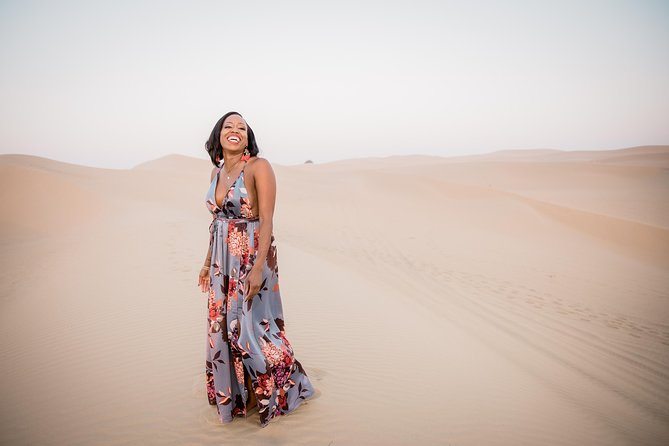 120 Minute Private Vacation Photography Session with Local Photographer in Dubai