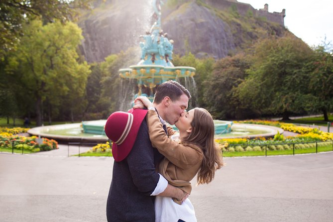 30 Minute Private Vacation Photography Session with Photographer in Edinburgh