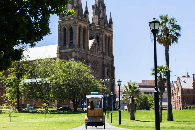 Adelaide 90-Minute Pedicab Tour: City Sights Experience photo 1