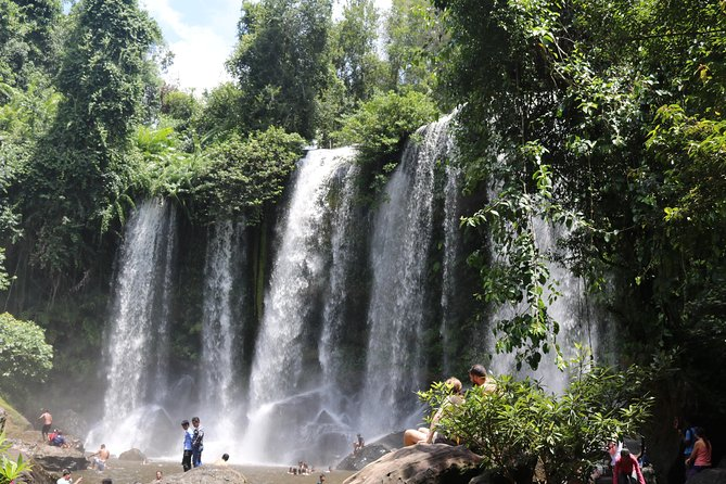 Private Tour: Kulen Mountain Day Trip Including Hidden Temple from Siem Reap photo 8
