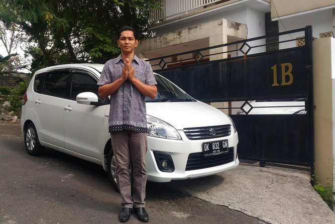 Private Full-Day Bali Car Charter