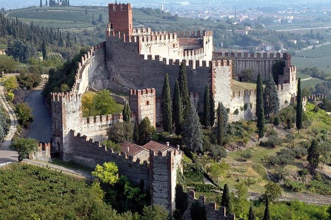 Soave Castle Self Guided Tour from Verona photo 1