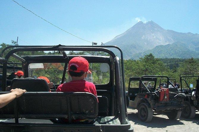 Merapi Volcano Jeep's Ride