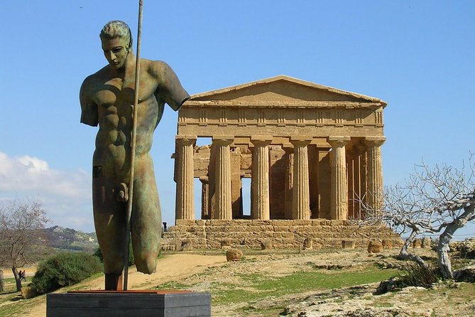 Full-Day Agrigento Round Trip Tour from Palermo