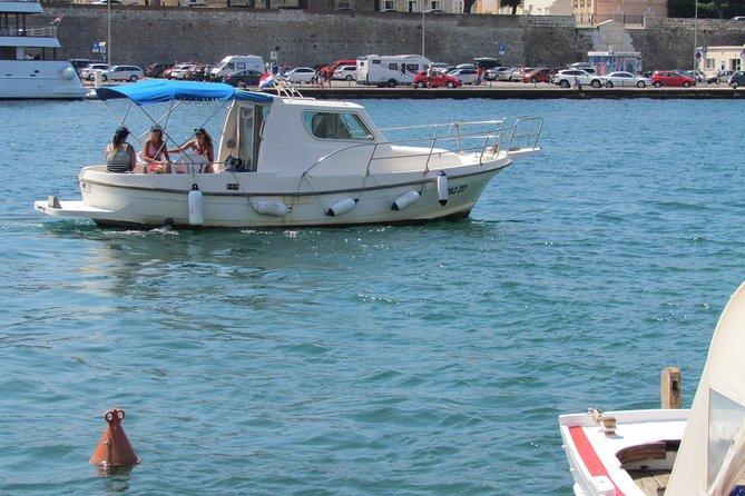 Zadar Archipelago Island-Hopping Private Boat Tour