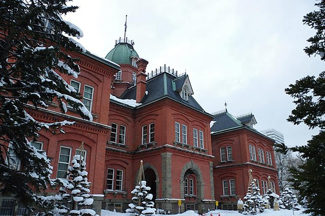 Private Sapporo Custom One-Day Tour by Chartered Vehicle