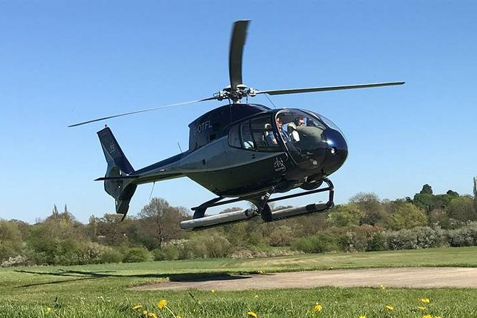 Kent Heritage Helicopter Tour