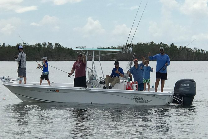 Everglades National Park, Chokoloskee, 10,000 Islands Inshore Fishing Charters