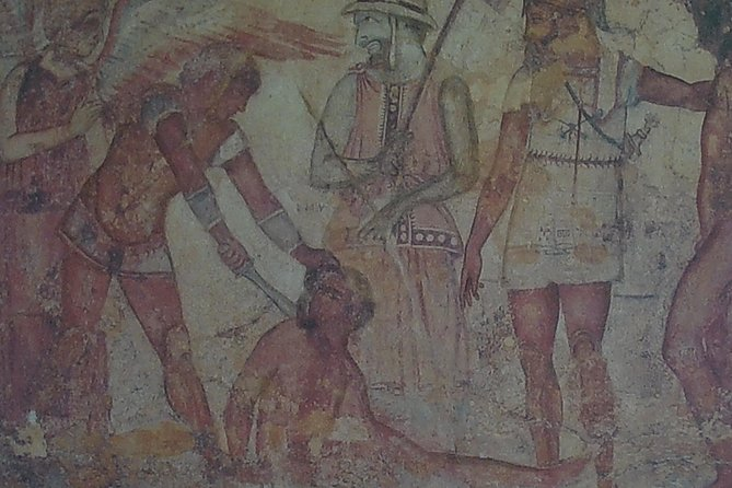 Civitavecchia Shore Excursion: Archaeological Vulci full day tour from Civitavecchia Cruise Port