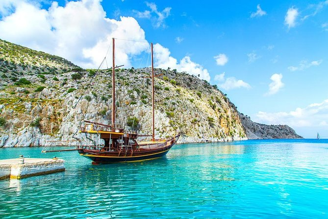 Private Boat Trip Around Fethiye and Oludeniz Bays