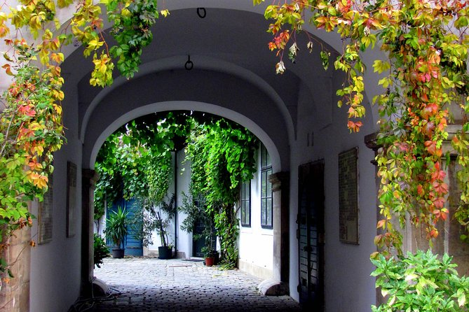 Hidden Gems in Vienna Inner City Private Walking Tour