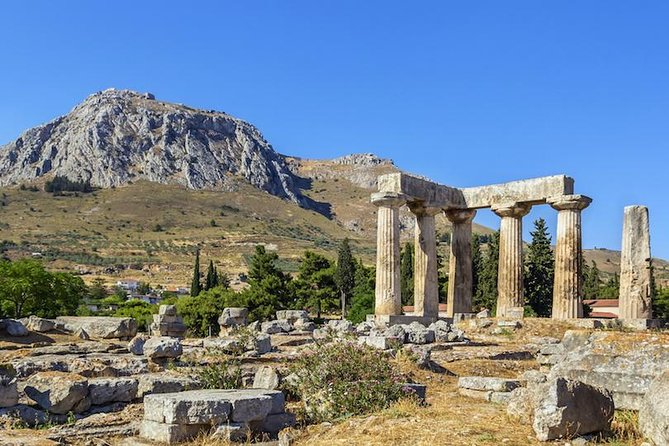 Full-day Christian shore excursion in Athens & Corinth