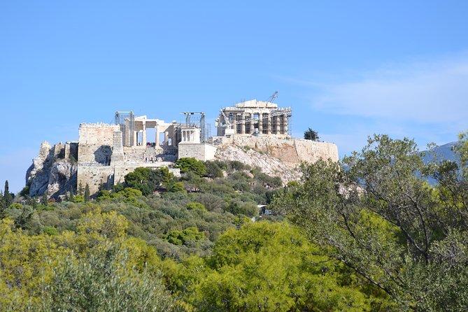 Lo mejor de Atenas en un tour privado de medio día.
