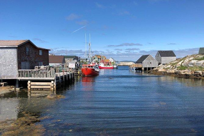 Halifax & Peggys Cove & Coastal