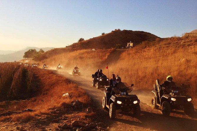 ATV Full Day Off-Road Scenic Adventures
