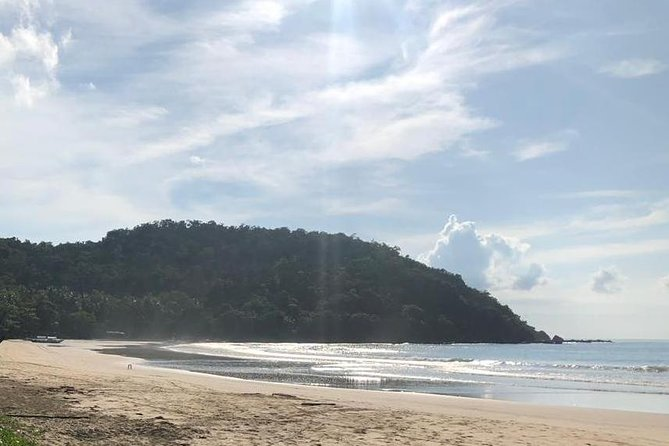 Private Beach within Puerto Princesa Van Transportation only