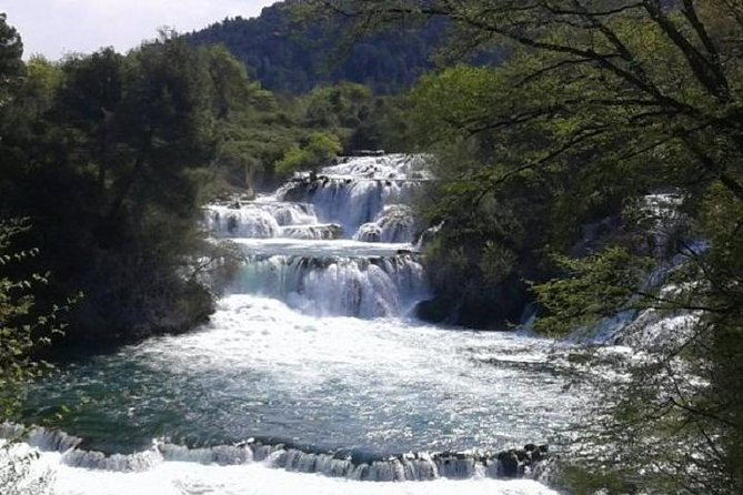 Private Tour to Krka NP from Sibenik, including admission fee
