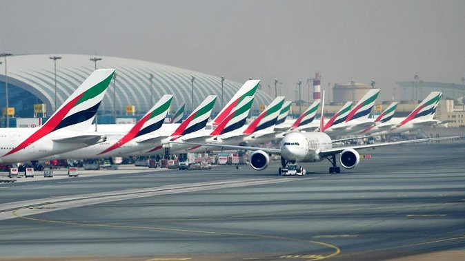 VIP Lay-over tour around Dubai!
