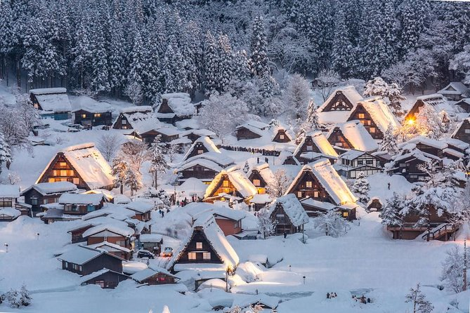 Private Tour of Shirakawago and Gokayama from Kanazawa