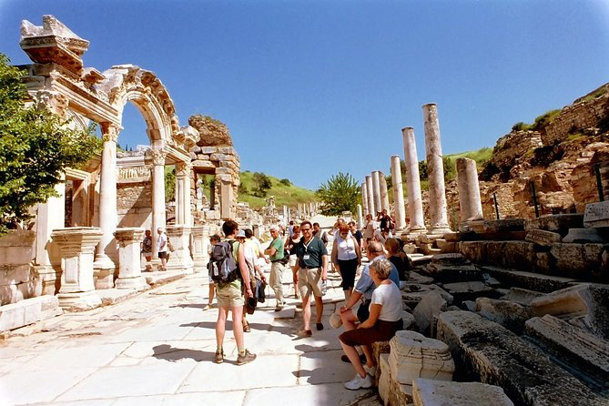 Private Guided Half-Day Tour of Ephesus and House of Mother Mary from Izmir