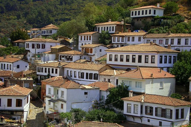 Shore Excursion: Private Tour of Ephesus and Sirince Village from Kusadasi Port