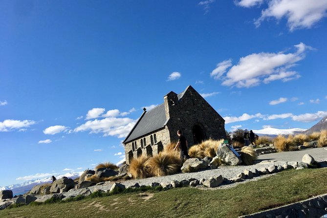 Lake Tekapo from CHCH Private Tour for up to 5 people