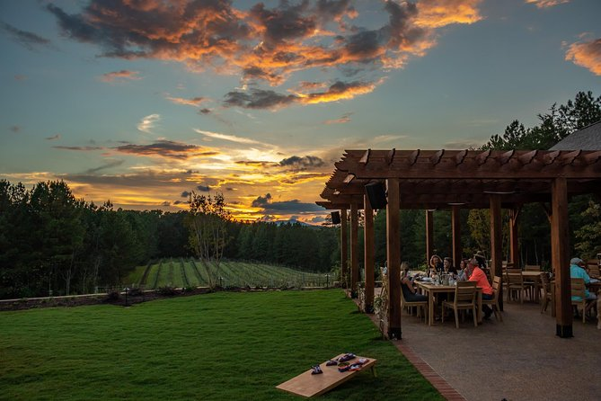North Caroline Wineries Private Tour from Charlotte