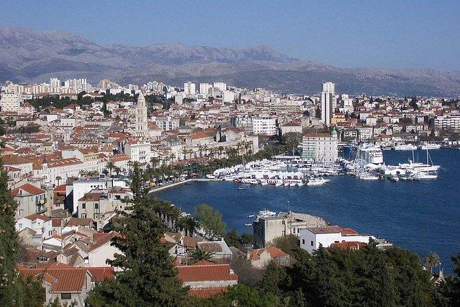 Visita a Split e Trogir