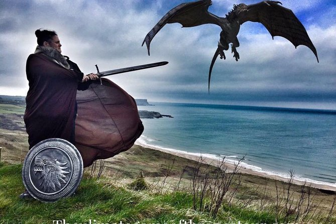 Game of thrones tour Executive Mercedes car 1-3 people Locations 1-8 Full Day