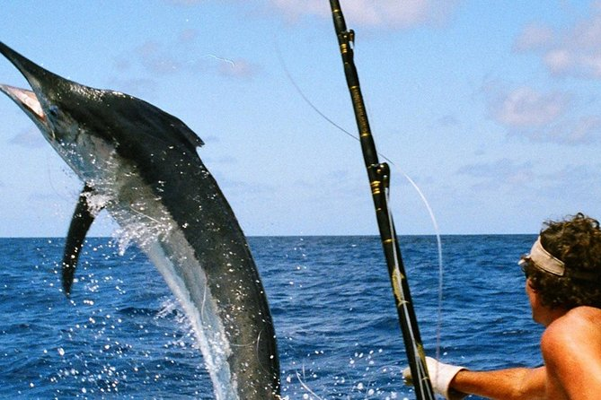 Dubai Deep Sea Fishing PrivateTour for 1 to 6 people