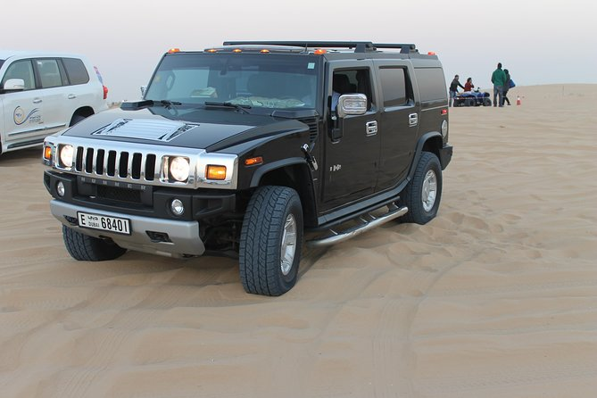 Private VIP Hummer (H2) Evening Desert Safari Dubai With Extreme Fun