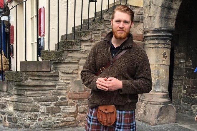 Private Royal Mile walking tour in Edinburgh's Old Town