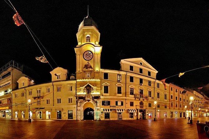 Private Tour from Zagreb to Rijeka Includes The Plitvice Lakes