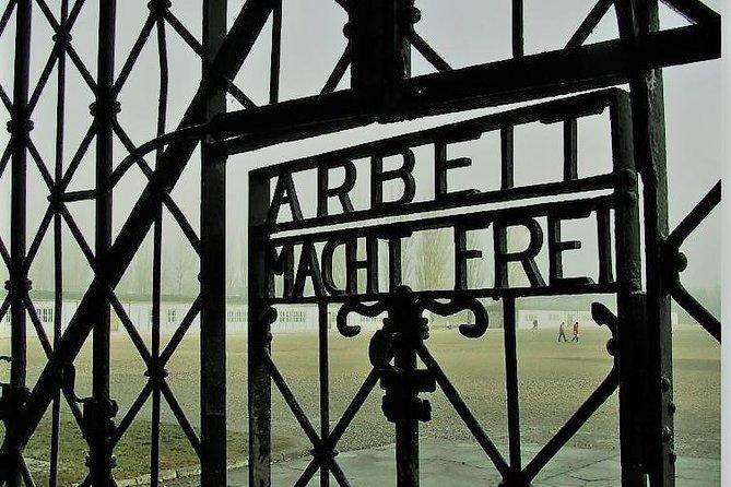 Private Dachau Tour From Munich Via Train