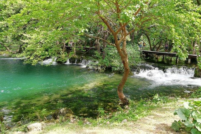 Zagabria a Dubrovnik con il Parco Nazionale di Krka