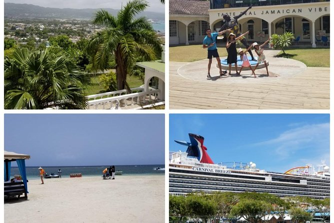 Montego Bay Private Bus 15 Passenger with Bilingual Tour Guide Day Trip Explorer