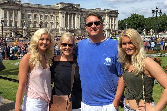 De kroon! Royal London and Windsor Route of Monarchy (privétour)