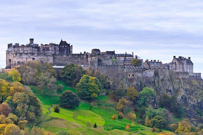 Chauffeur Driven Private Sightseeing Tour of Edinburgh