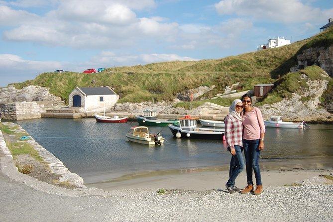Giants causeway and Antrim coast tour 7 hours 1-3 people